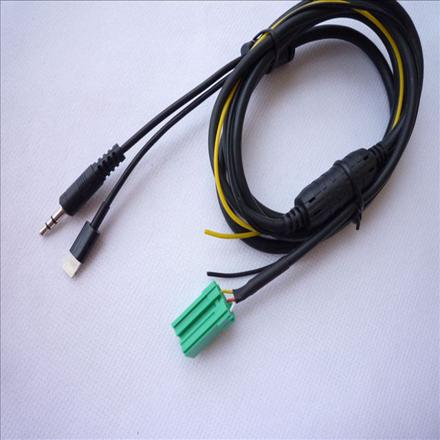 cable jack clio 3