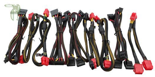 cable pour alimentation modulaire