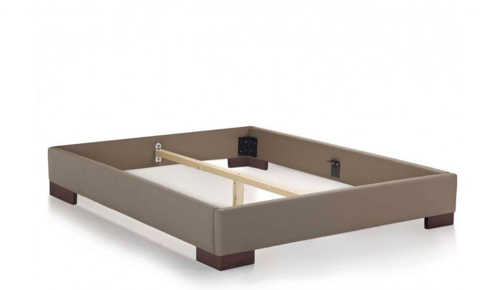 cadre de lit sans sommier 180x200