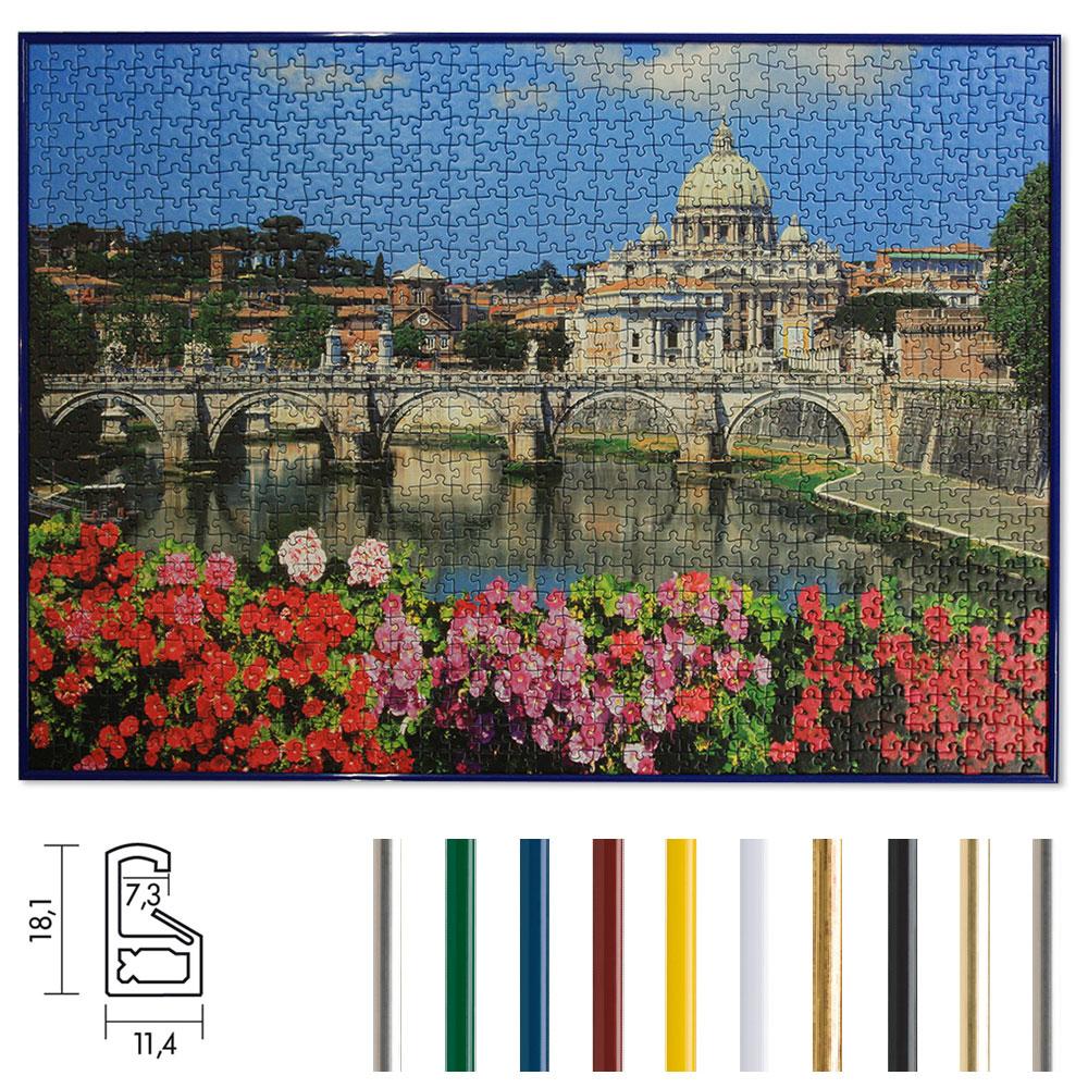 cadre puzzle 500 pièces