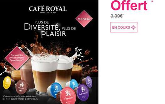 cafe compatible dolce gusto