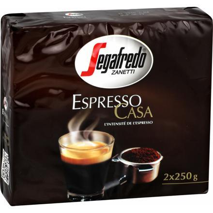 café expresso moulu