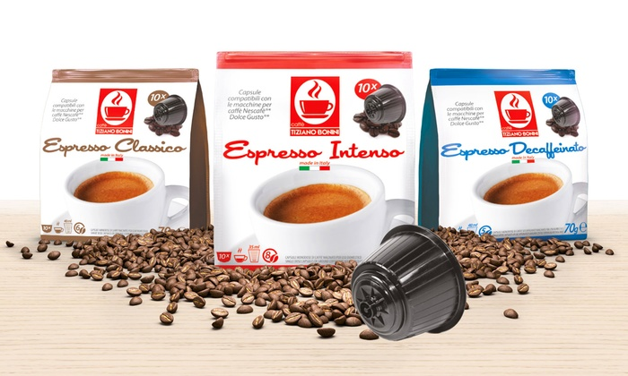 cafe pour dolce gusto