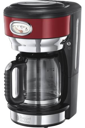 cafetiere russell hobbs rouge