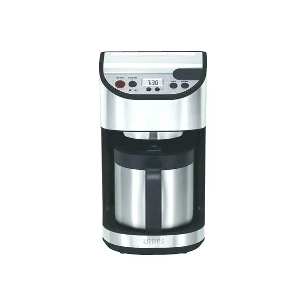 cafetiere thermos krups