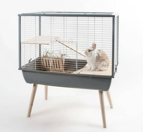 cage a lapin design