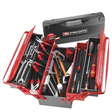 caisse a outils electricien facom