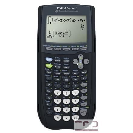 calculatrice ti 82