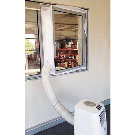 calfeutrage fenetre pour climatiseur