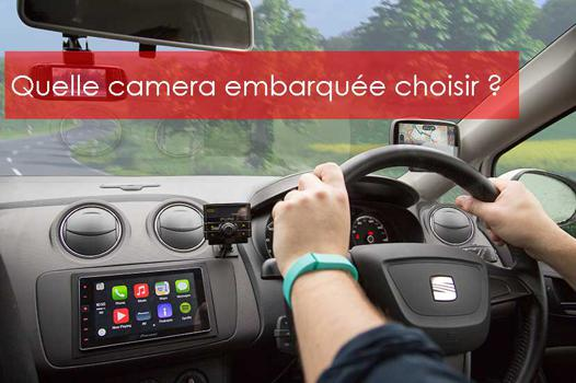 camera dans voiture