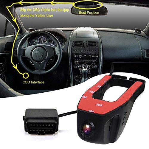 camera de surveillance discrete pour voiture