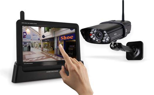 camera enregistreur sans fil