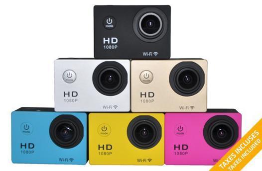 camera etanche wifi