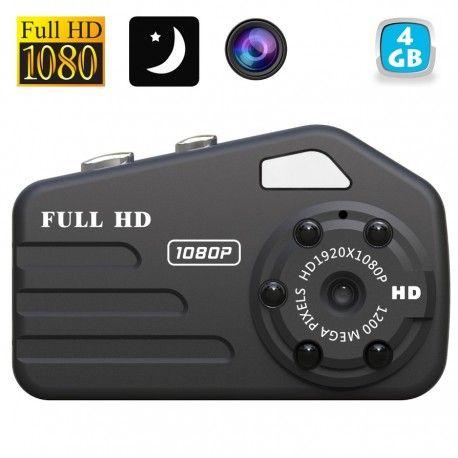 camera hd 1080p enregistreuse