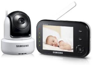 camera surveillance bebe samsung