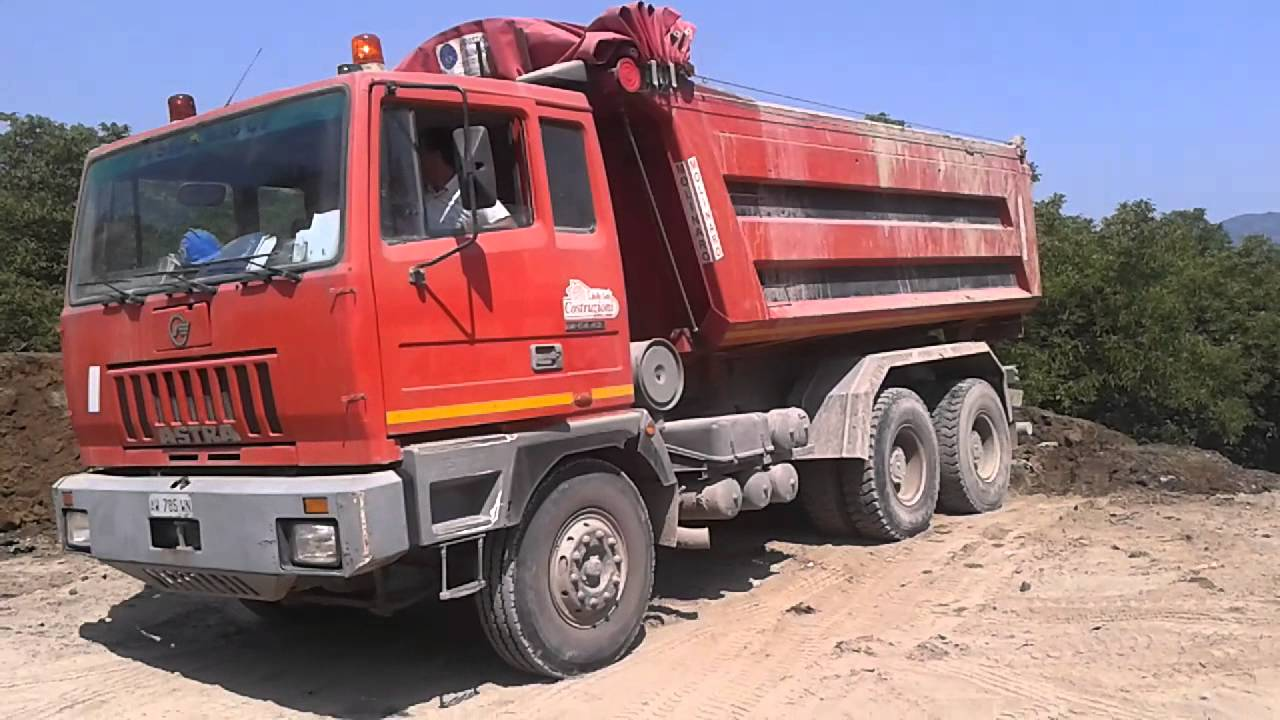 camion astra