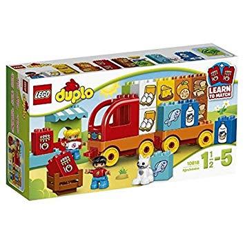camion lego duplo
