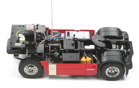 camion radiocommande