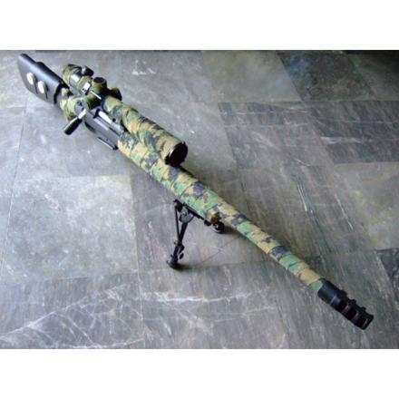 camouflage pour fusil sniper