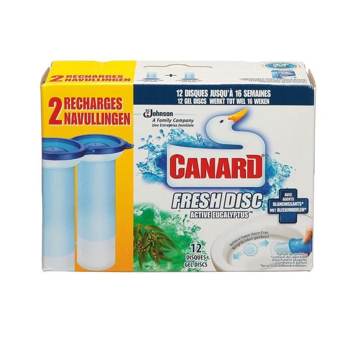 canard wc fresh disc prix