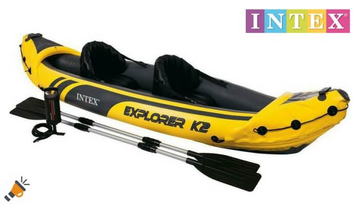 canoe intex explorer k2