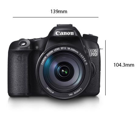 canon 70d 18-200