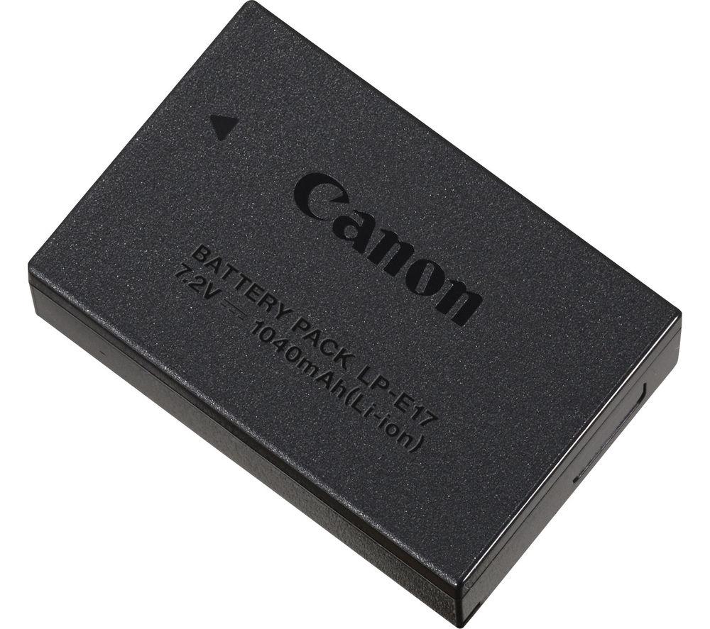 canon batterie