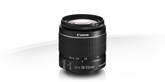 canon objectif ef-s 18-55 mm/f 3