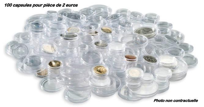capsule piece 2 euros