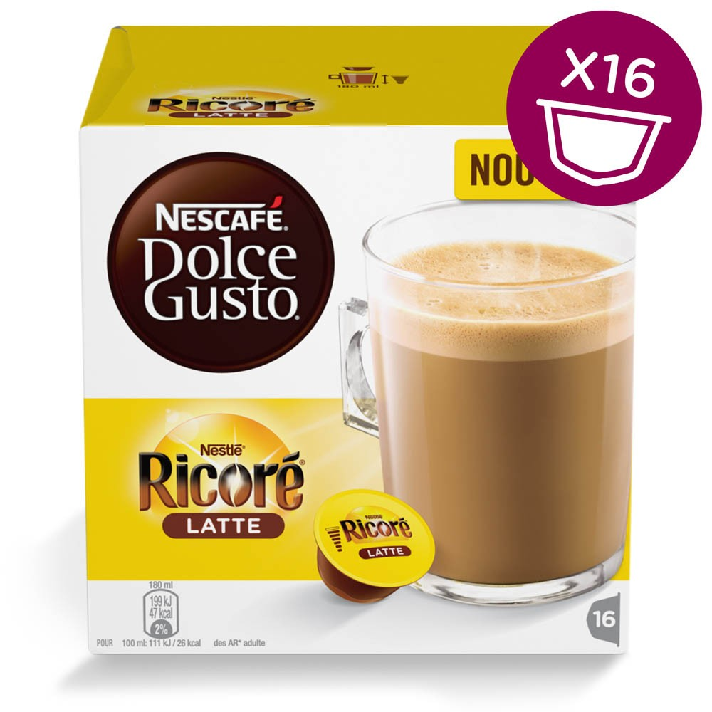 capsule ricore dolce gusto