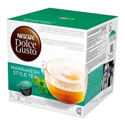 capsule thé dolce gusto