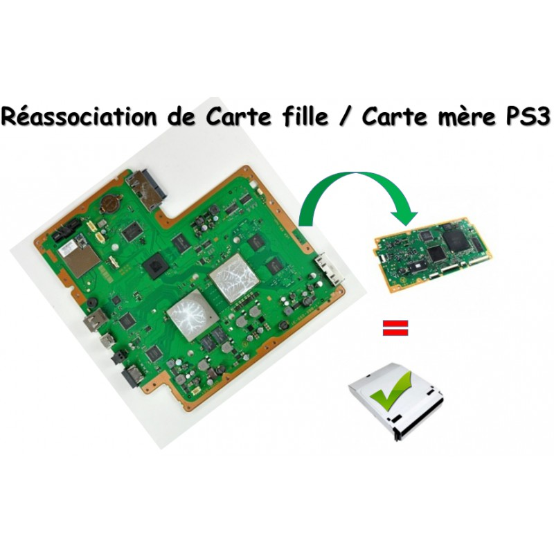 carte fille ps3