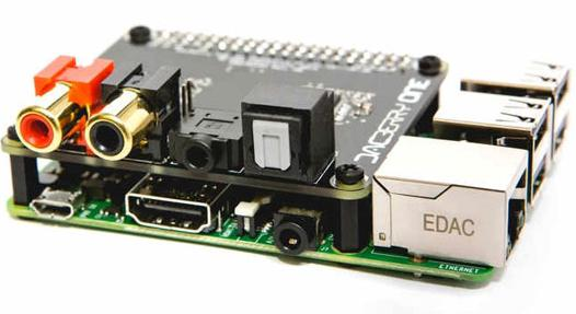 carte son raspberry pi 3