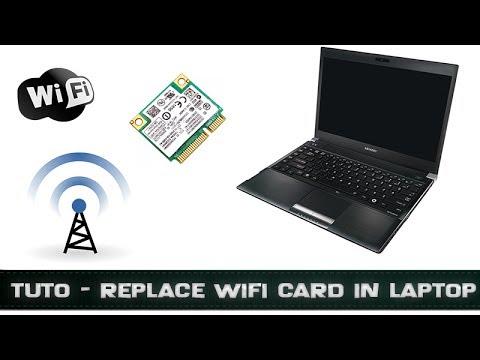 carte wifi interne pc portable