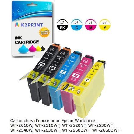 cartouche encre imprimante epson wf 2510