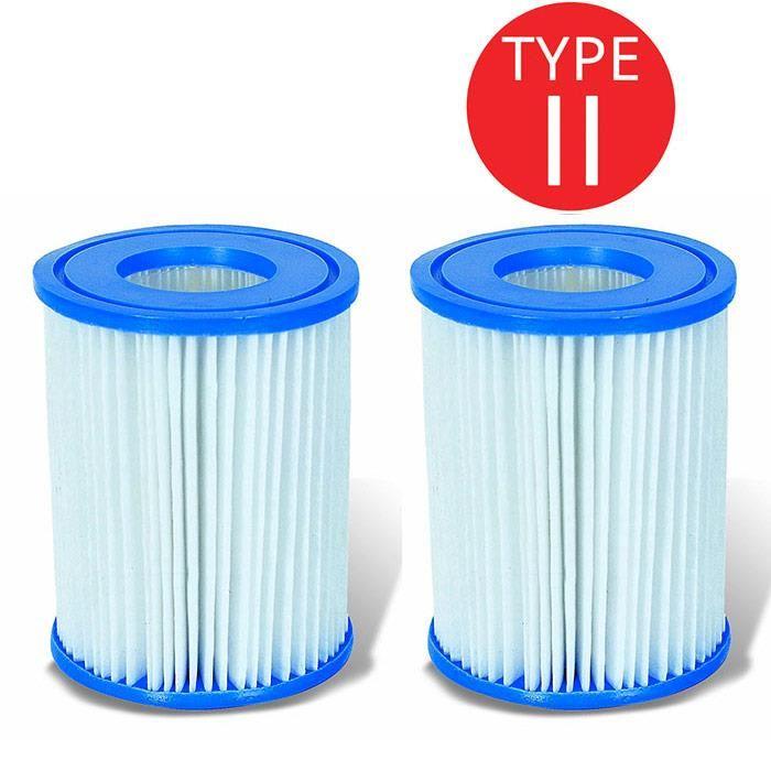 cartouche filtre piscine type 2