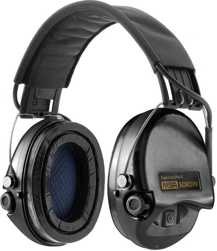 casque amplificateur chasse