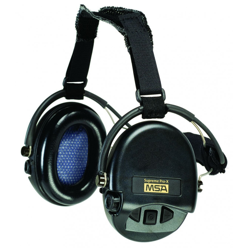 casque anti bruit tir msa
