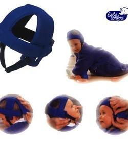 casque anti choc bébé confort