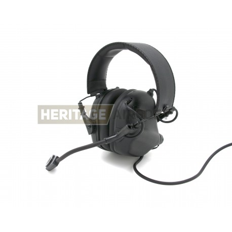 casque communication airsoft