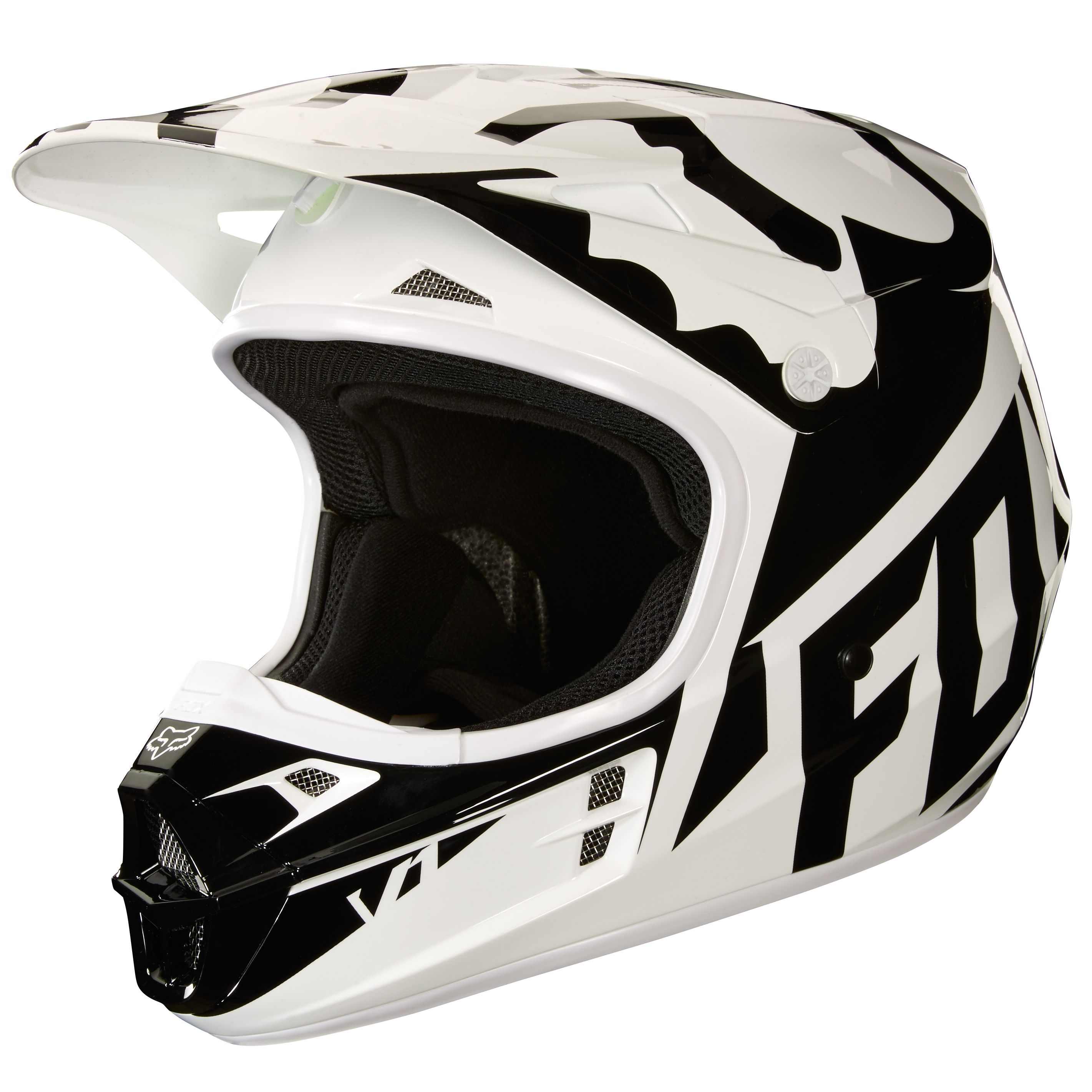 casque cross fox