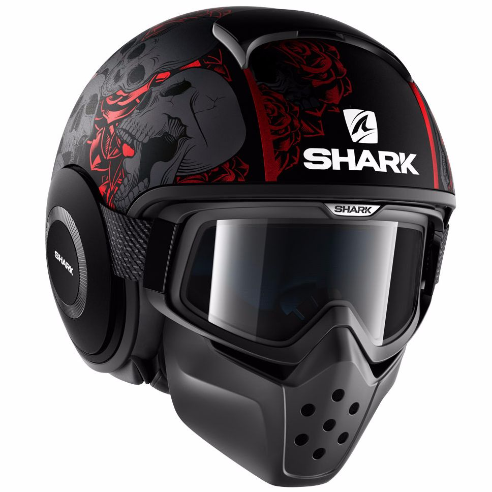 casque de moto shark