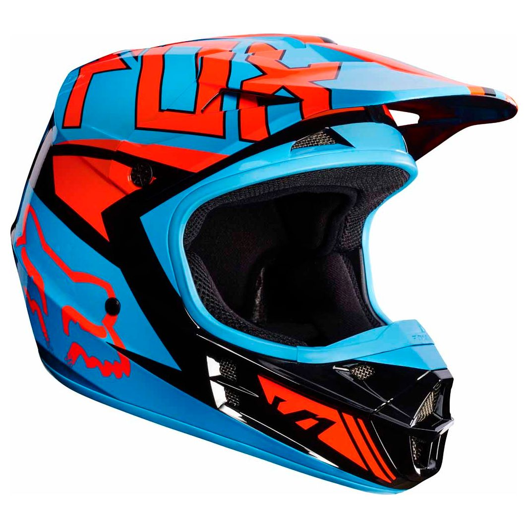 casque fox 2017