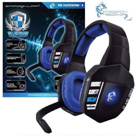 casque gamer ps3 sans fil