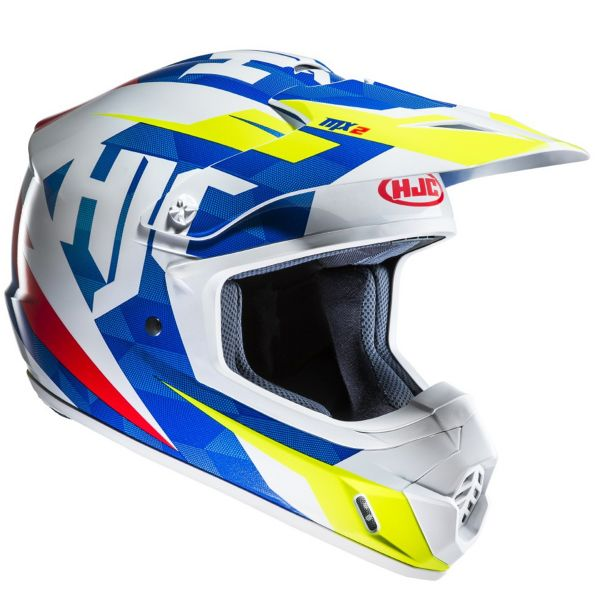 casque hjc cross