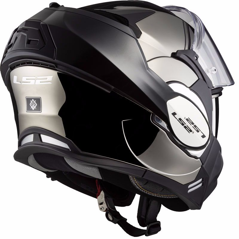 casque ls2 modulable
