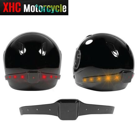 casque moto avec led