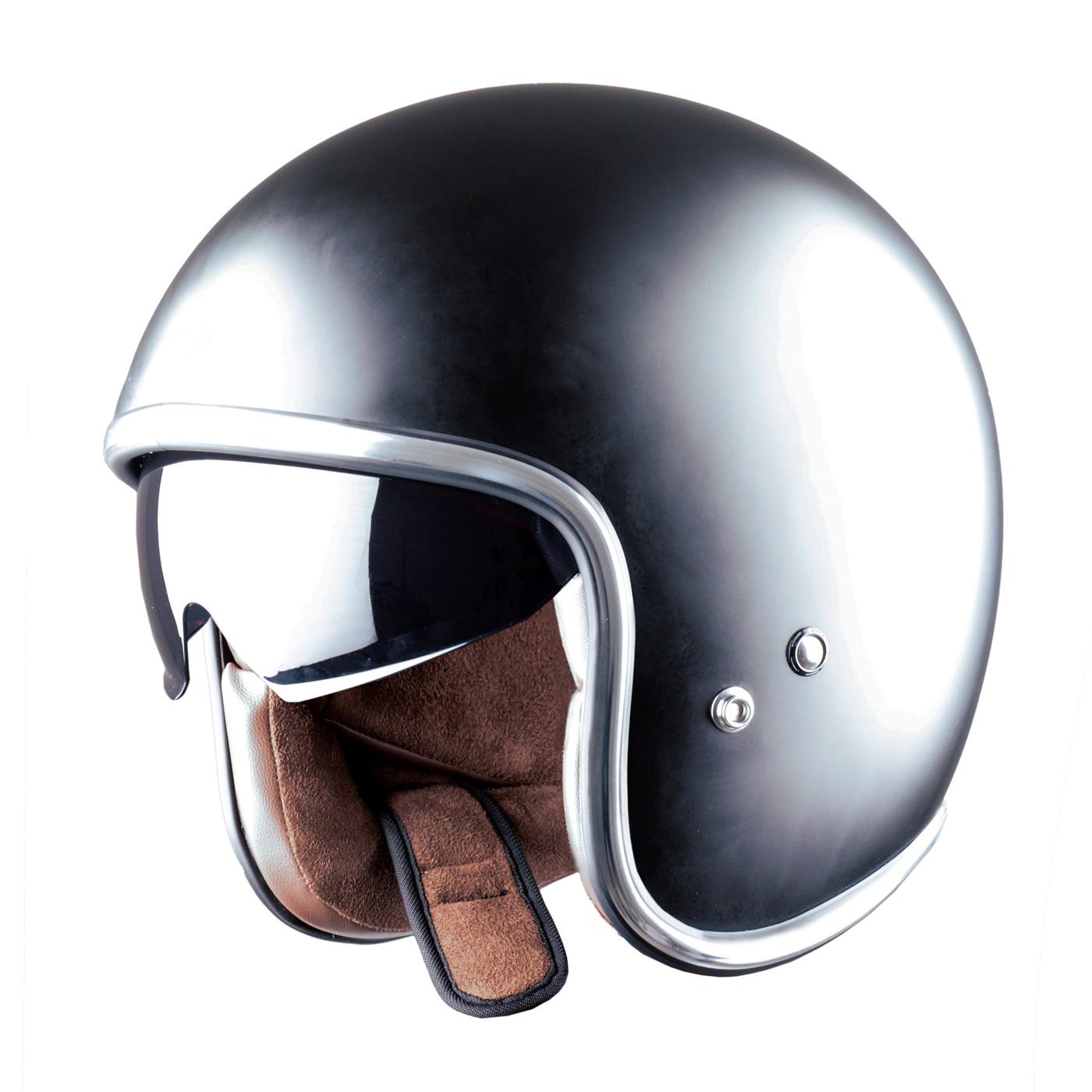 casque moto jet homme