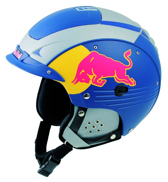 casque red bull ski