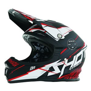 casque shot cross